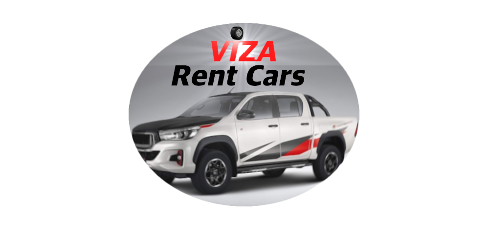 VIZA Rent Cars Logo